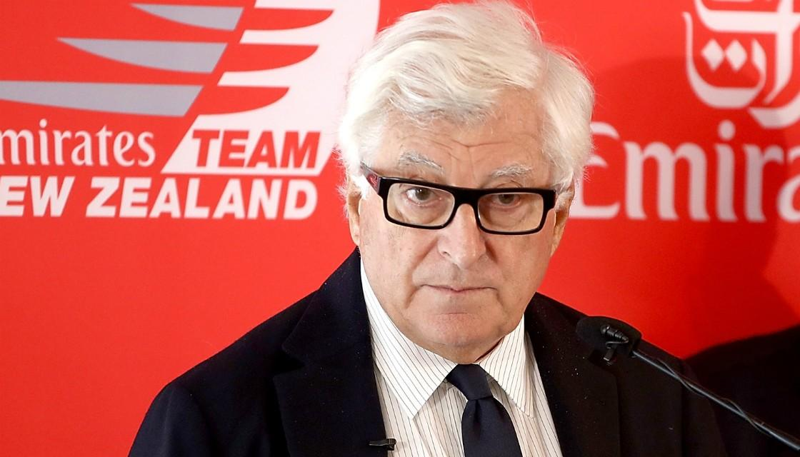 America's Cup 2021 - Auckland. Challenger Patrizio Bertelli, CEO of PRADA and head of Luna Rossa.  Image: Getty Photos