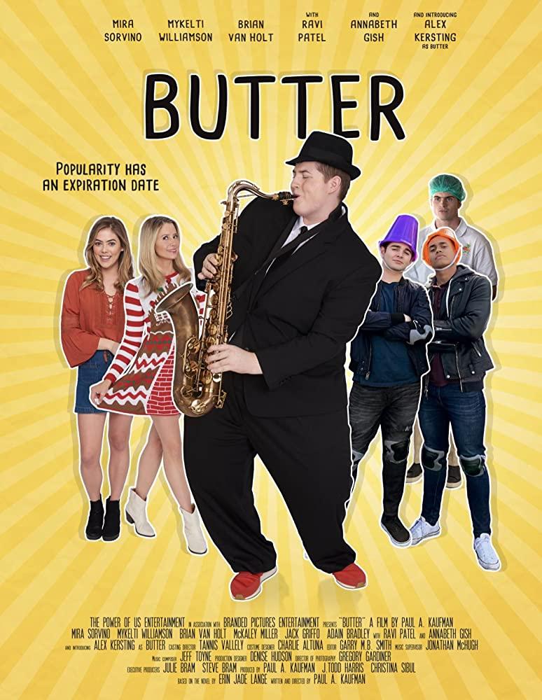 Butter-poster