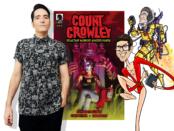 David Dastmalchian and Count Crowley!