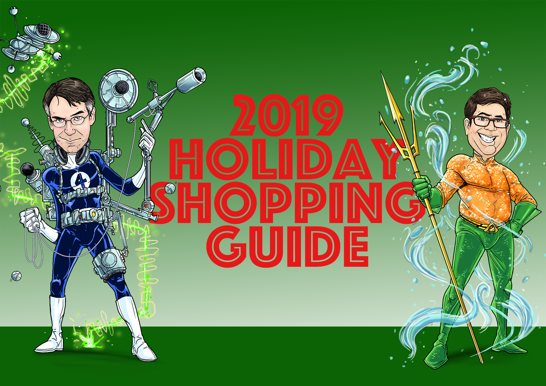 Fanboy Holiday Gift Guide