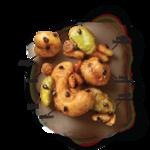 Asian Sesame Edamame Bean+ Nut Snack Mix