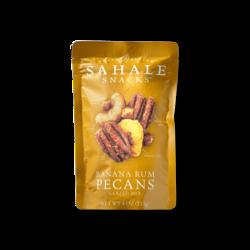 Banana Rum Pecans Package