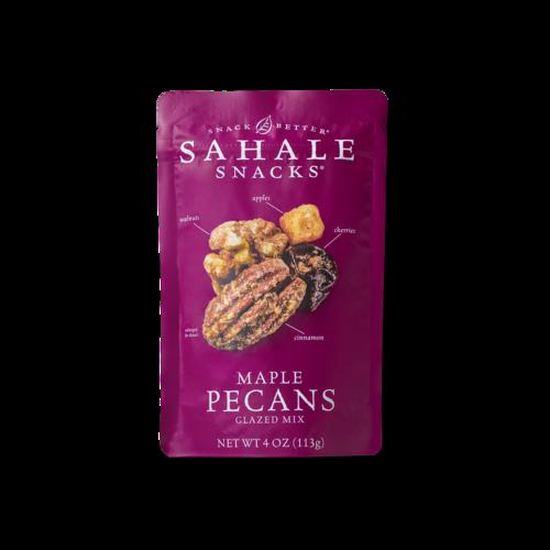 Maple Pecans Glazed Mix
