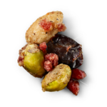 Naturally Pomegranate Flavored Pistachios Glazed Mix
