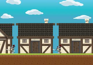 skeletons in the village