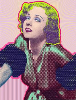 Anita Page by Matt Kane