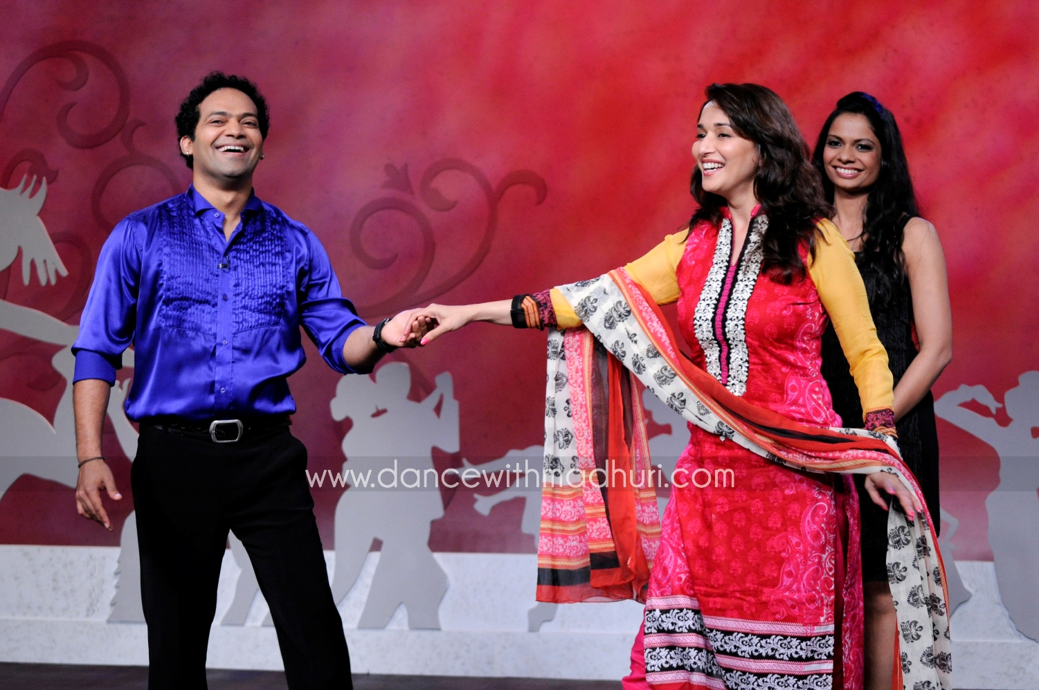 Exclusive from Dancewithmadhuri.com Shoot