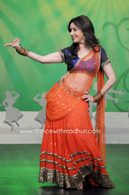 Ghagra lesson's only on DancewithMadhuri.com