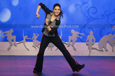 Dancercise lessons are up on DancewithMadhuri.com to help you stay fit!