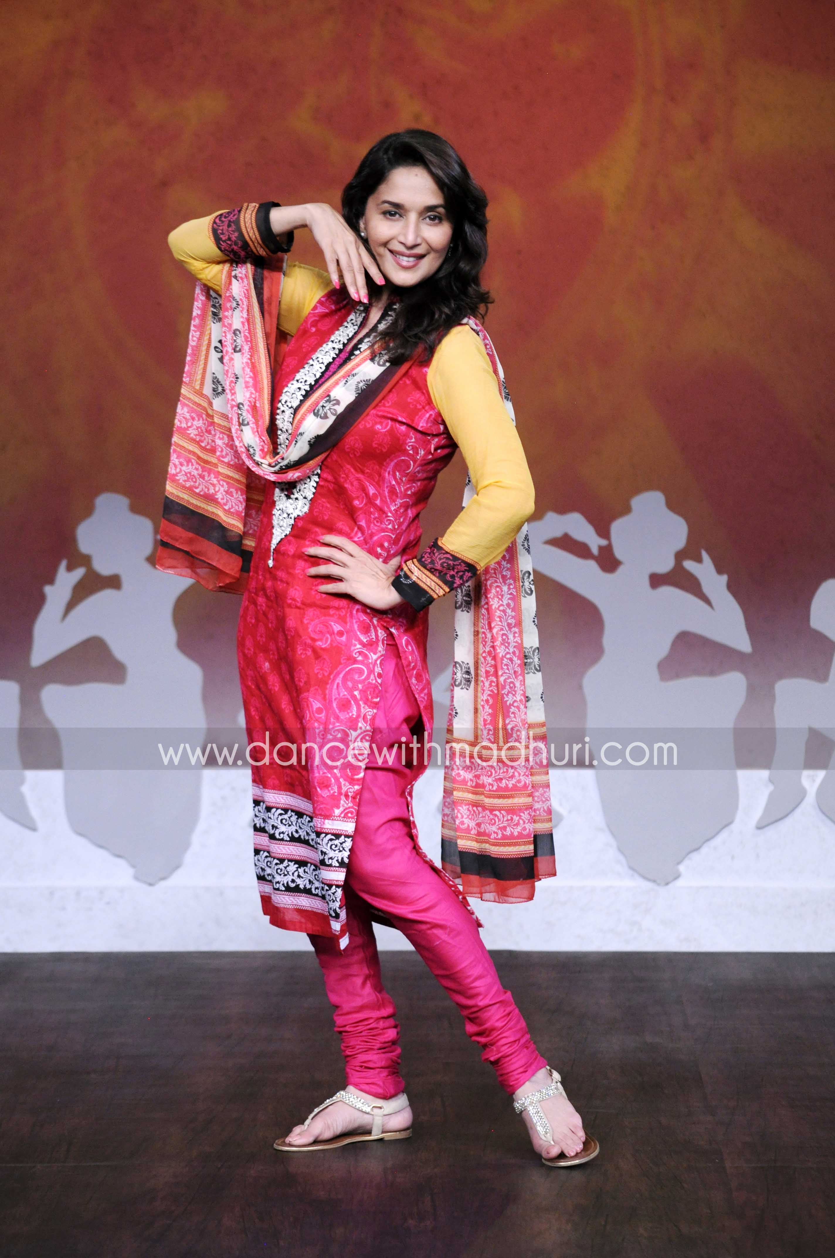 Exclusive from DanceWithMadhuri shoot