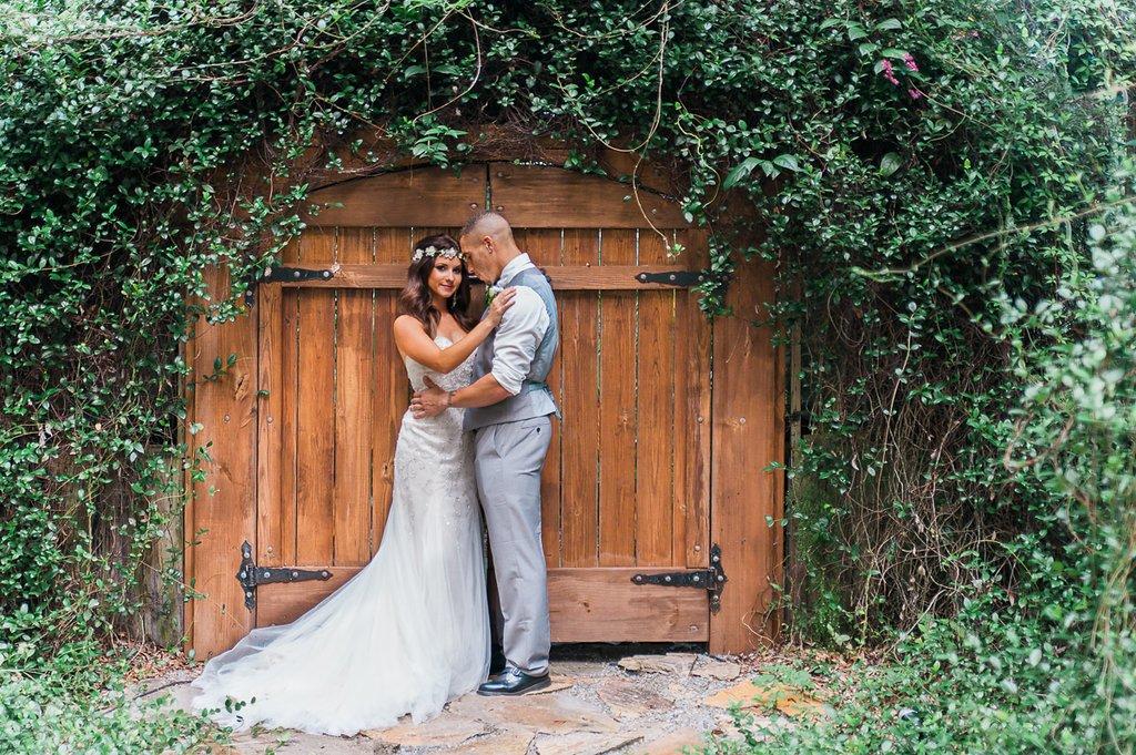 Harmony gardens wedding