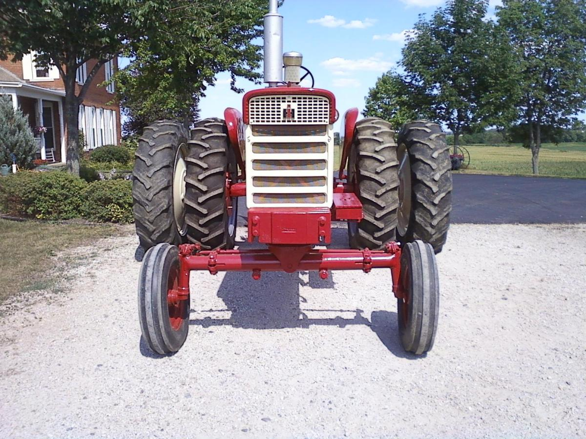Mw Tractor Hubs : Duals on a general ih red power magazine community