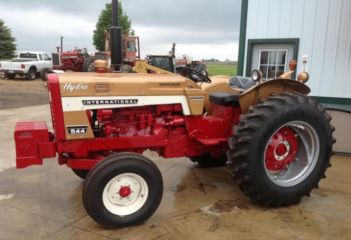 Rpm Monthly Calendar : Tractor of the week ih farmall post your photos