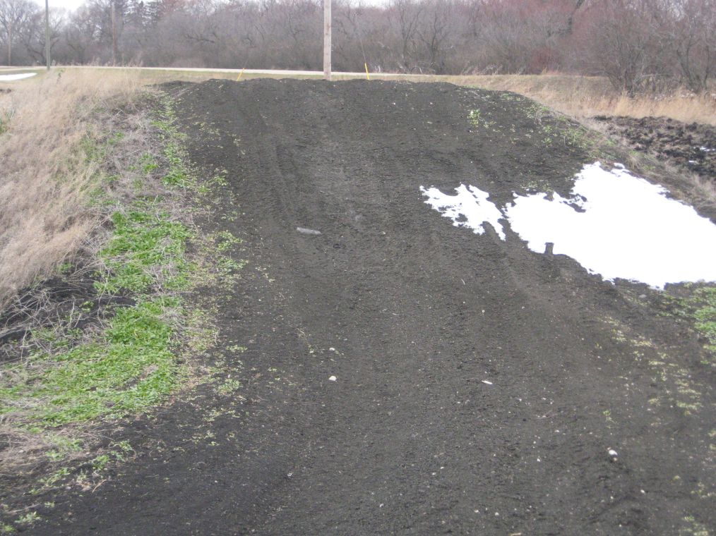 how to build a motocross track