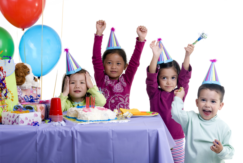 throwing a surprise birthday party
