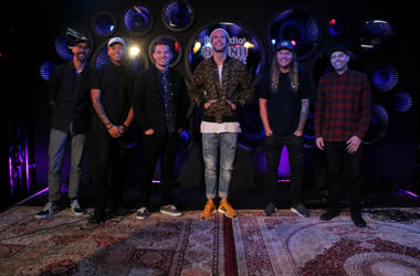 The Dirty Heads at the HD Radio Sound Space in Los Angeles