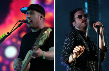 Father John Misty and Portugal. The Man's Zach Carothers