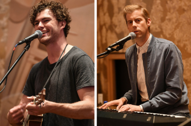 Vance Joy performs at the Seminole Hard Rock / Andrew McMahon performs at the Hard Rock Hotel.