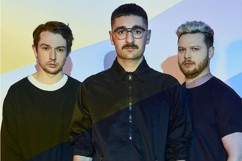 Alt-J press photo for new album Relaxer