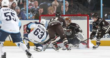 Admirals beat Bears in first meeting since '06