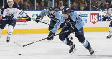 Admirals Defeat Manitoba 3-2 in Shoot-out