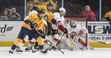 Admirals top Stockton 5-4