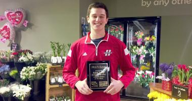 Athlete of the Week Adam Sadoff- Homestead HS