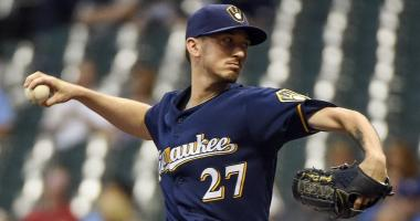 Which Brewers pitcher could win the CY Young?