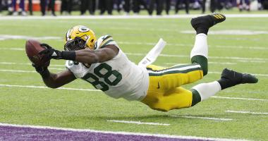 Packers RB Ty Montgomery ruled out for Sunday