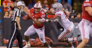 Badgers must find a way to clear a path for freshman tailback Jonathan Taylor