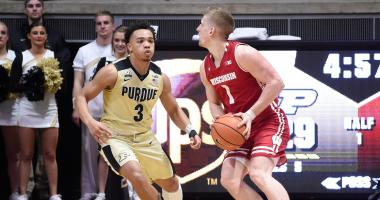 Badgers fall in blow-out fashion to Purdue