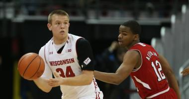 Badgers fall 74-63 at home