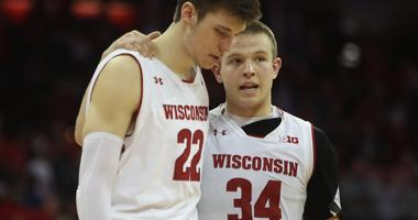 Badgers Fall to Spartans 63-60