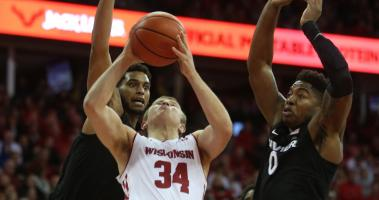 Wisconsin fought to end but fell short against No. 15 Xavier