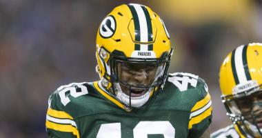 2018 Packers free agent list