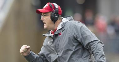 Chryst staking his claim