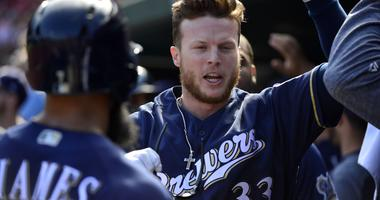 Brewers Force Tie With Rockies