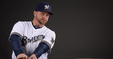 """Brewers """"monitoring"""" market for catchers after Vogt injury"""