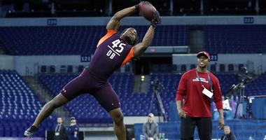 How did the Badgers stack up at the Combine?
