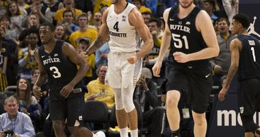 #11 Marquette Knocks Off Butler 79-69