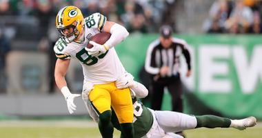 Packers tender RFA Tonyan, tight end will be back in 2019