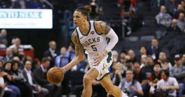 Wilson now struggling to find minutes, has it hurt Bucks?