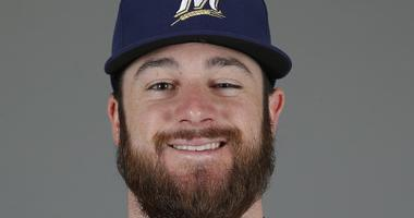 Brewers' Wahl out with torn ACL
