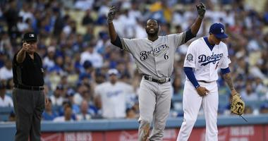 Brewers will play Dodgers in NLCS