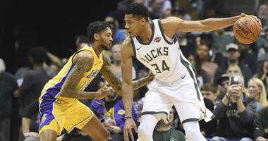 Giannis: 'I would never leave for LA'
