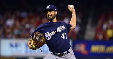 Brewers announce starters