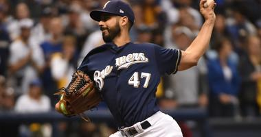 Gio to start Game 4 of NLCS