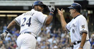 Brewers Power Past Padres 8-4