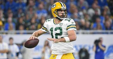 Rodgers suffers 'setback' in knee rehab