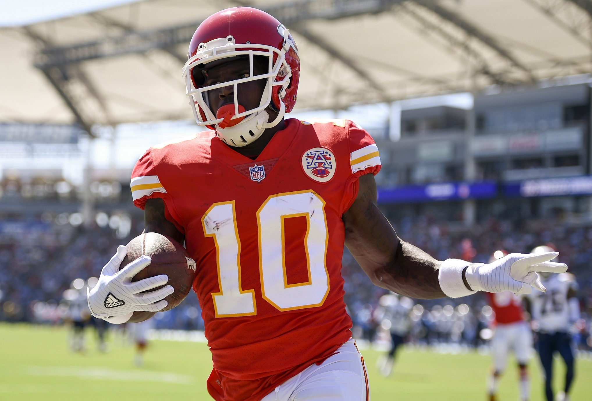 Tyreek Hill Update